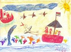 La Clínica en Dibujos de Niños y Adolescentes