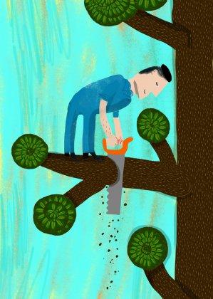 Compréhension et traitement psychologique des comportements autodestructifs